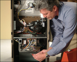 How to fix a goodman gas furnace